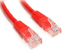Gembrid 5m CAT5e piros UTP Patch kábel -
