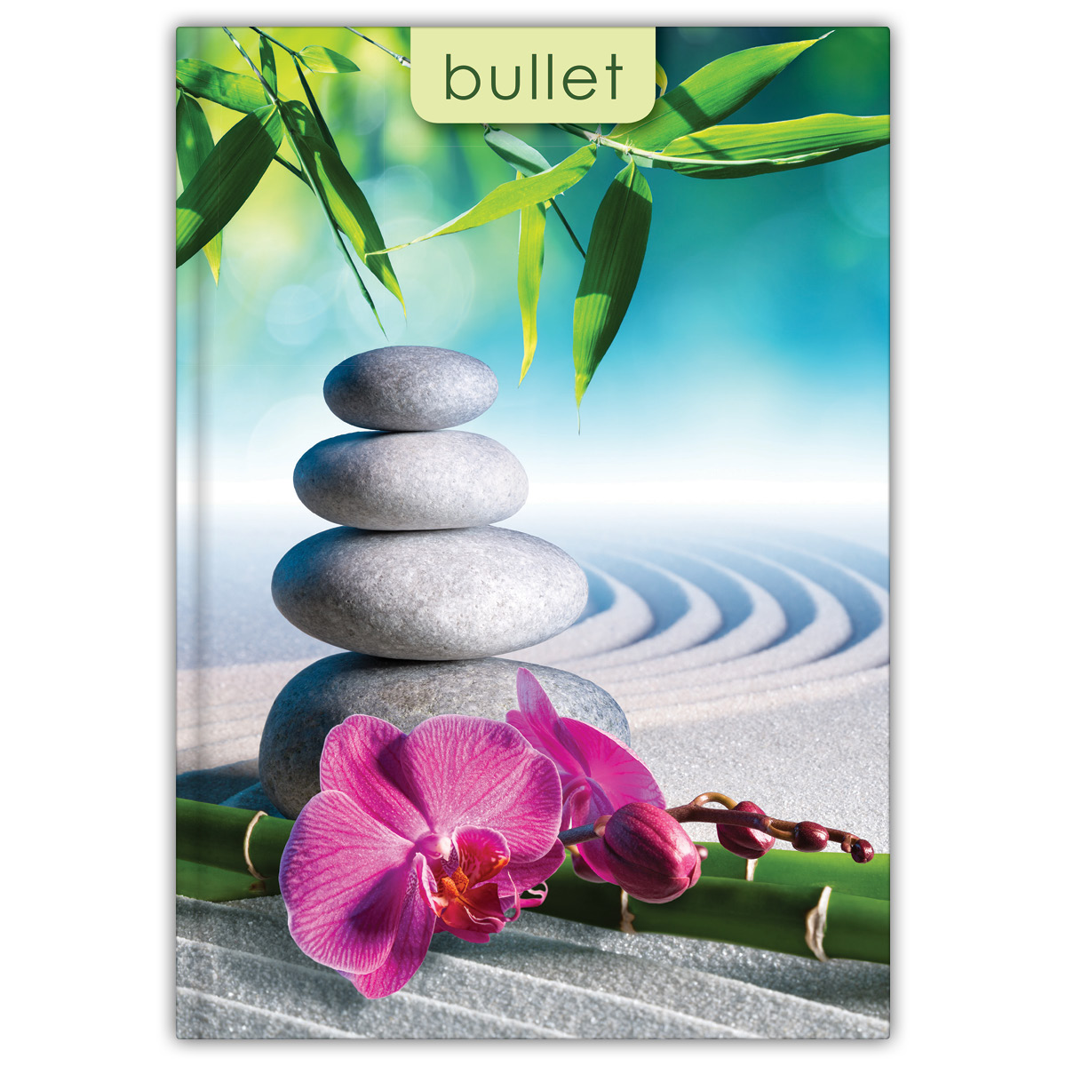 Dayliner notes Colors A5 Bullet Zen -